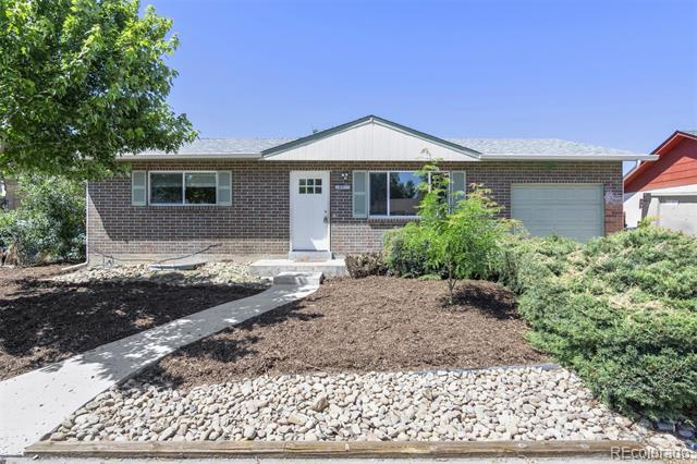 Photo of home for sale at 14911 55th Avenue E, Denver CO