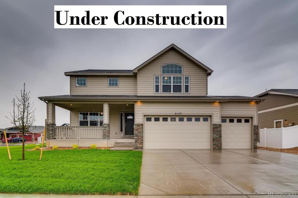 Photo of home for sale at 4551 Bishopsgate Drive, Windsor CO