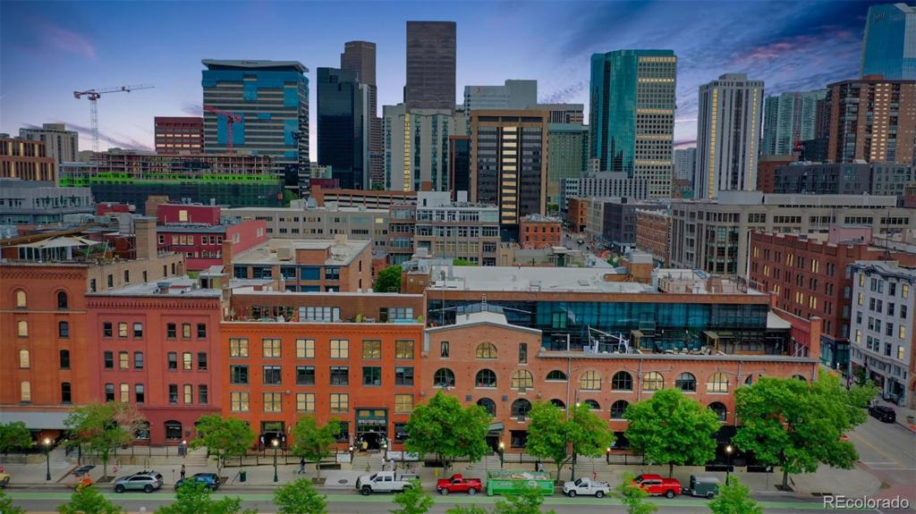 Photo of home for sale at 1720 Wynkoop Street, Denver CO