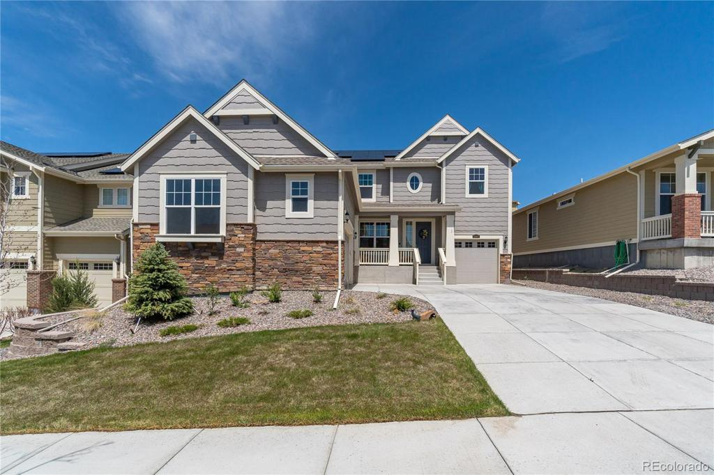 Photo of home for sale at 18811 84th Avenue W, Arvada CO