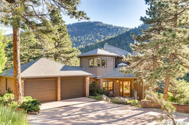 Photo of home for sale at 137 Granite Drive, Boulder CO