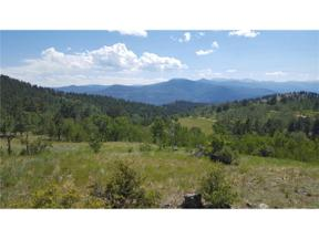 Property for sale at Robinson Hill Road, Golden,  Colorado 80403