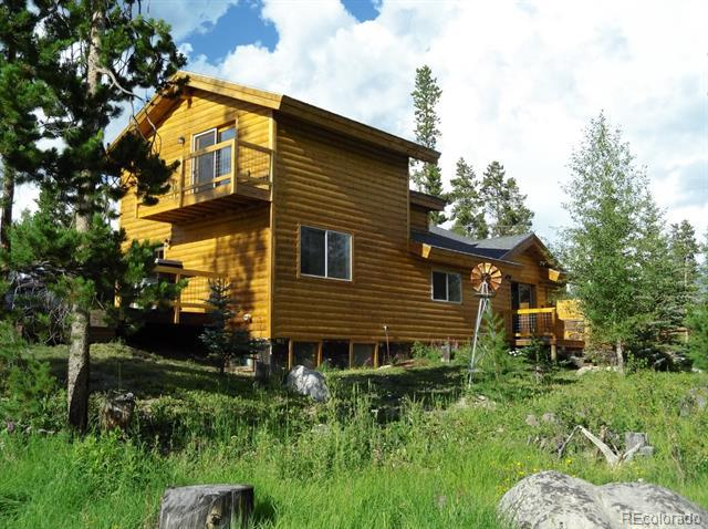 Photo of home for sale at 233 Annie Drive, Grand Lake CO