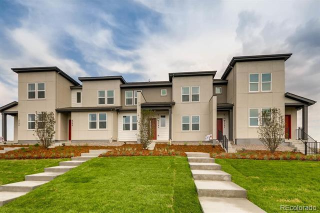 Photo of home for sale at 16057 47th Place E, Denver CO