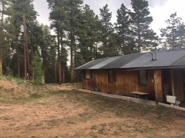 Photo of home for sale at 7583 Co Road 68, Bailey CO