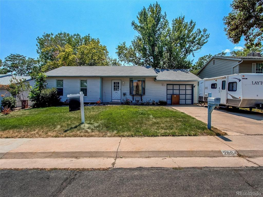 Photo of home for sale at 2804 98th Circle W, Federal Heights CO