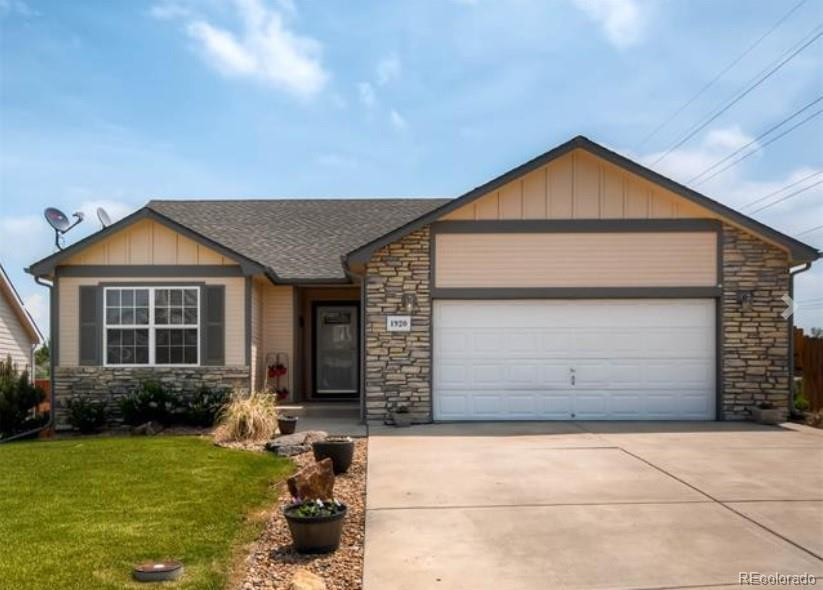 Photo of home for sale at 1920 86th Avenue, Greeley CO