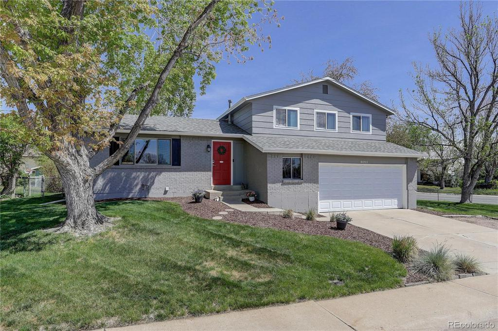 Photo of home for sale at 6011 110th Place W, Westminster CO