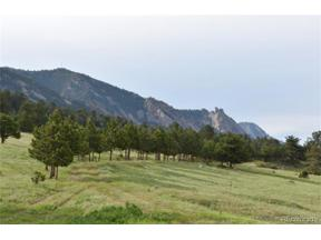 Property for sale at 25377 State Highway 72, Golden,  Colorado 80403