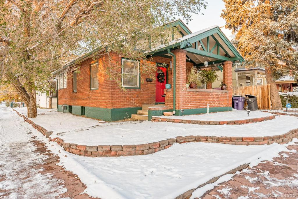 Photo of home for sale at 195 Maple Avenue W, Denver CO