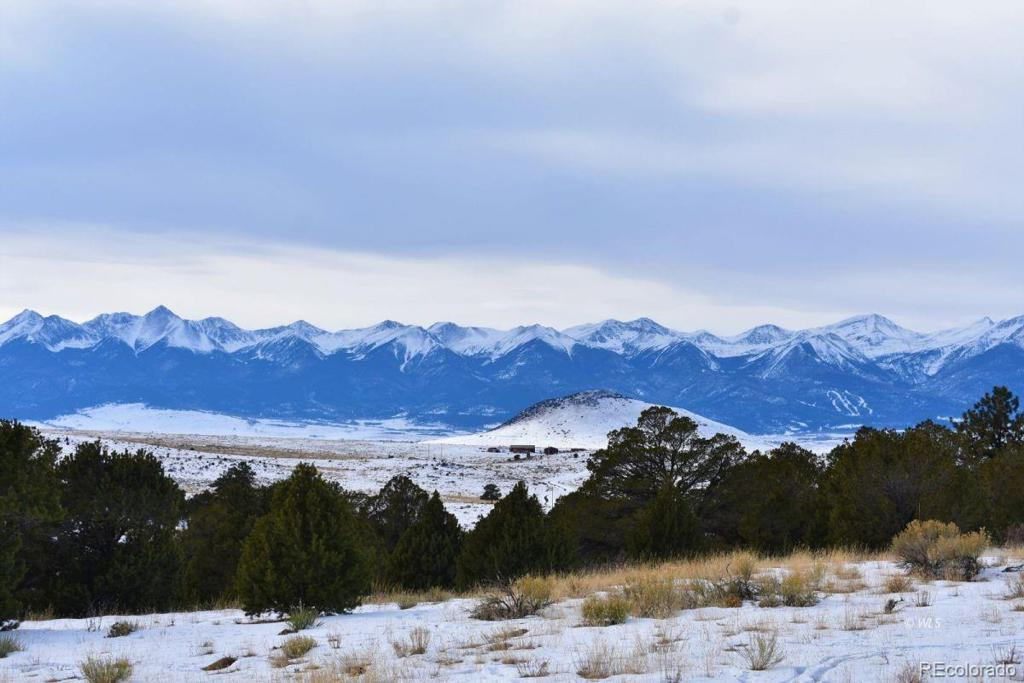 Photo of home for sale at 799 County Road 260, Westcliffe CO