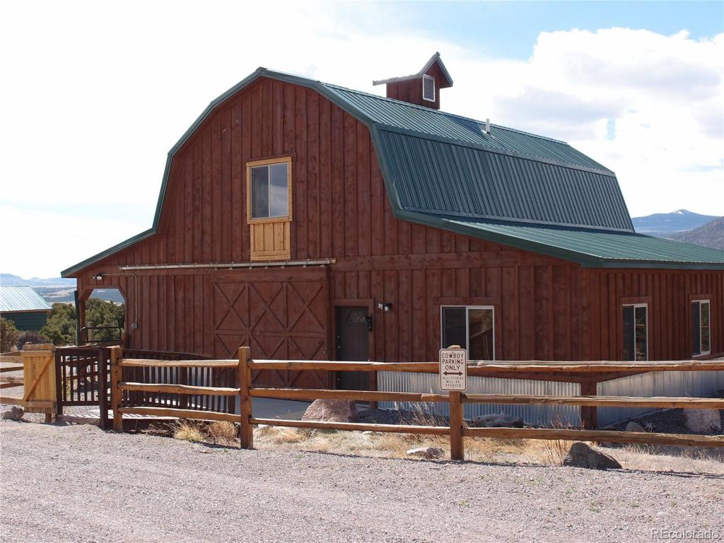 Photo of home for sale at 750 Valley View Road, South Fork CO