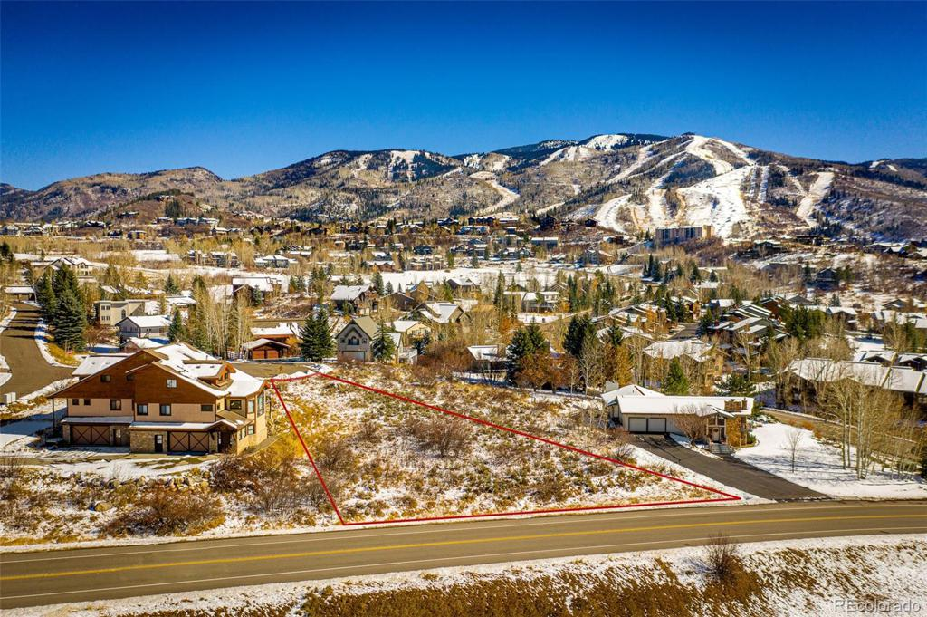 Photo of home for sale at 1543 Mark Twain Court, Steamboat Springs CO