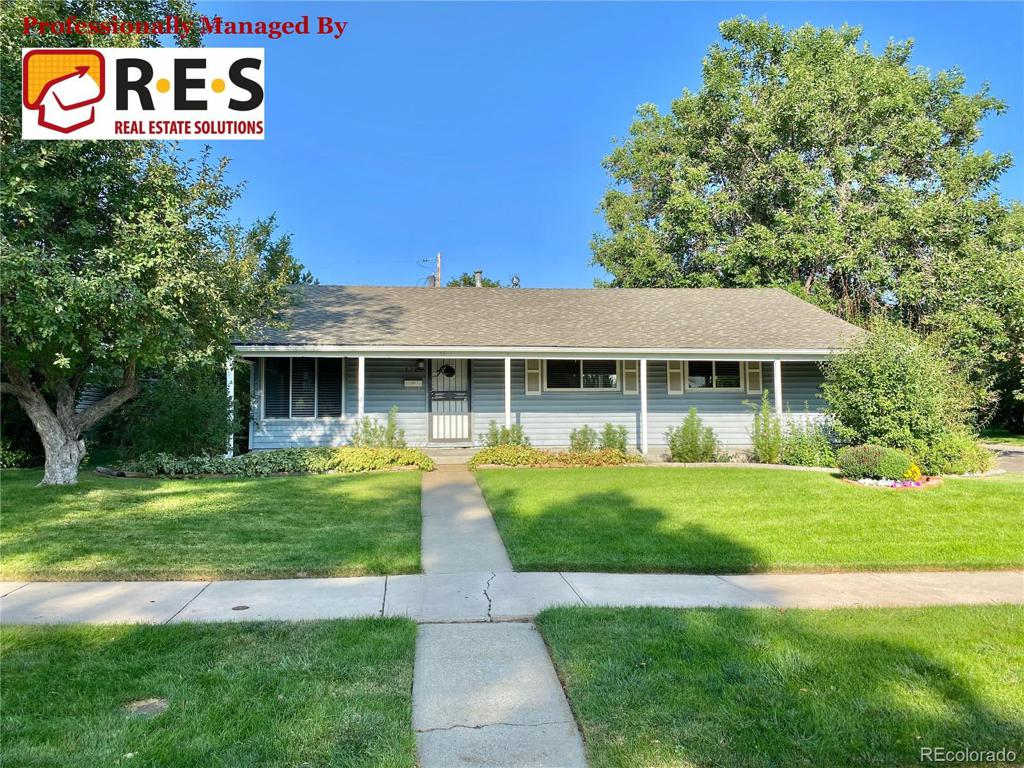 Photo of home for sale at 3201 Holly Street S, Denver CO