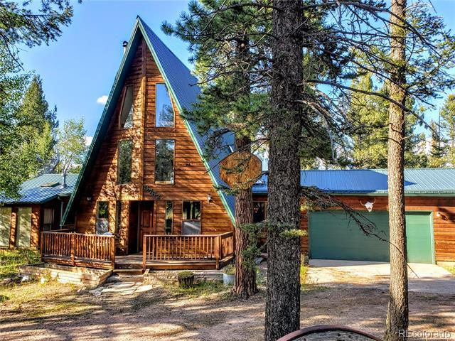 Photo of home for sale at 3762 County Road 51, Divide CO