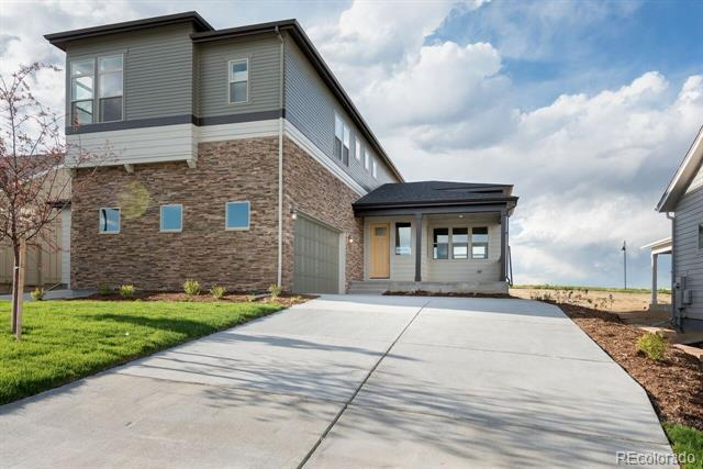 Photo of home for sale at 4537 Colorado River Drive, Firestone CO