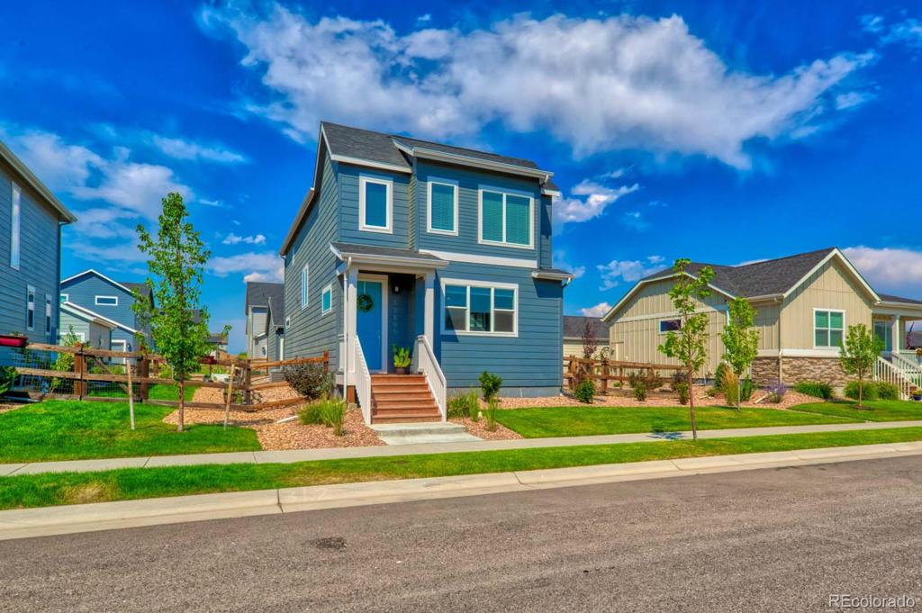 Photo of home for sale at 12895 Park Creek Way, Firestone CO