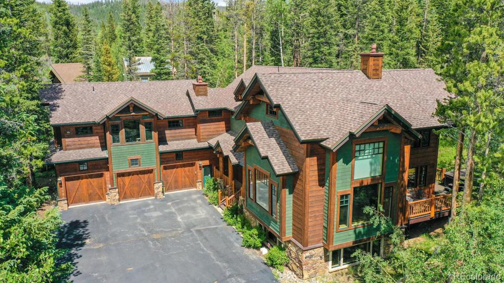 Photo of home for sale at 104 Royal Tiger Road, Breckenridge CO