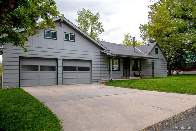 Photo of home for sale at 1080 Hill Street, Meeker CO