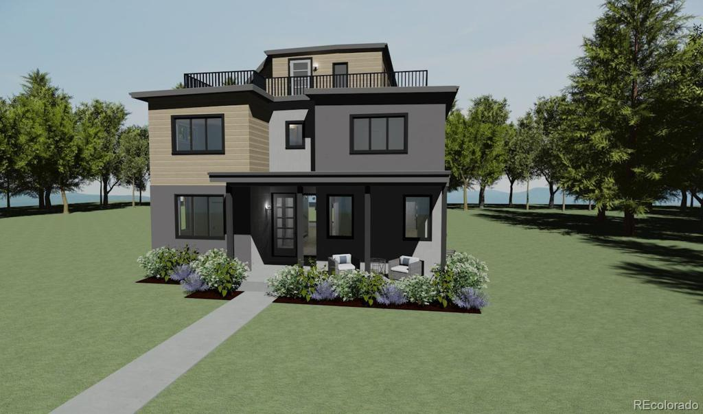 Photo of home for sale at 1901 Williams Street S, Denver CO