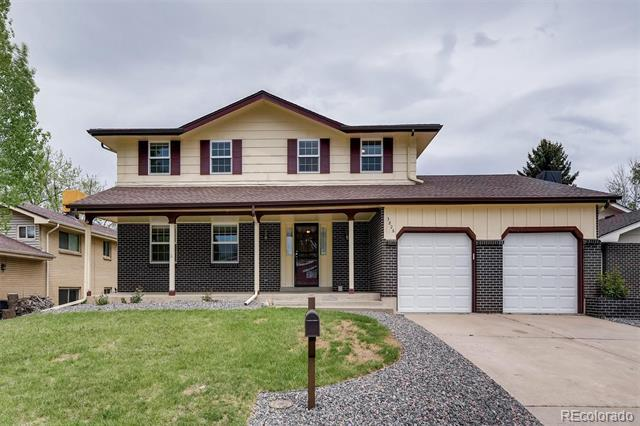 Photo of home for sale at 3826 Eaton Street South, Denver CO