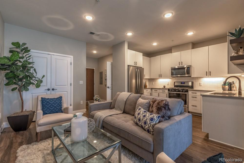 Photo of home for sale at 2729 28th Avenue W, Denver CO