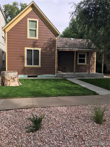 Photo of home for sale at 307 Carson Street, Brush CO
