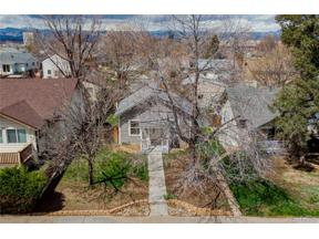 Property for sale at 3229 S Logan Street, Englewood,  Colorado 80113