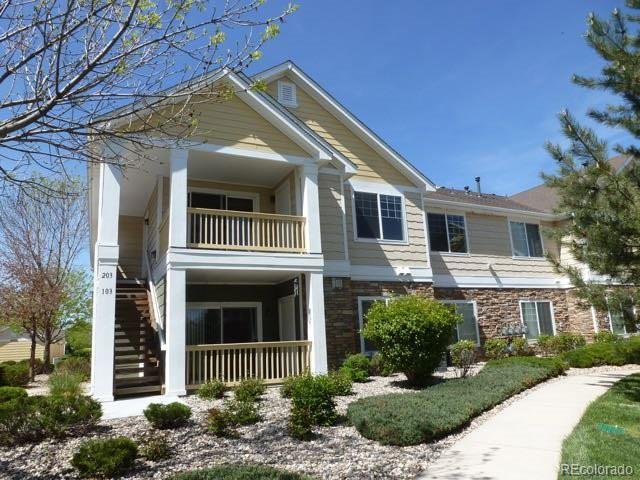 Photo of home for sale at 4735 Hahns Peak Drive, Loveland CO