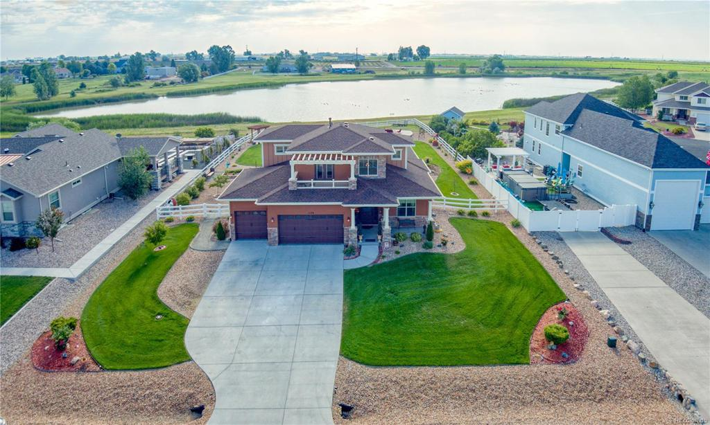 Photo of home for sale at 1130 Green Ridge Drive, Severance CO