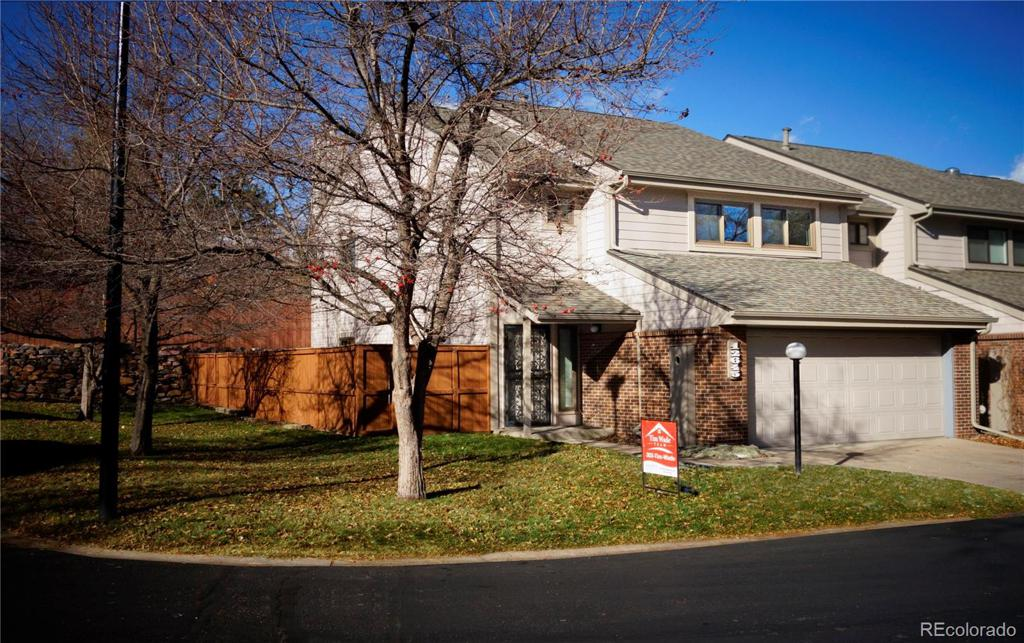 Photo of home for sale at 12645 1st Place W, Lakewood CO