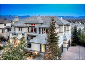 Property for sale at 1151 Michener Way, Highlands Ranch,  Colorado 80126