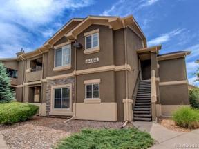 Property for sale at 4464 Copeland Loop Unit: 102, Highlands Ranch,  Colorado 80126