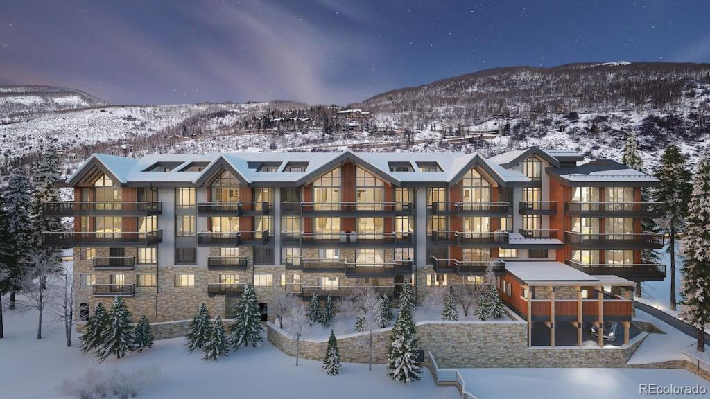 Photo of home for sale at 400 Frontage Road S, Vail CO