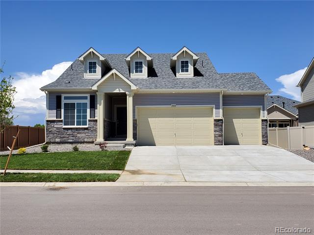 Photo of home for sale at 3652 Riverwalk Circle, Johnstown CO