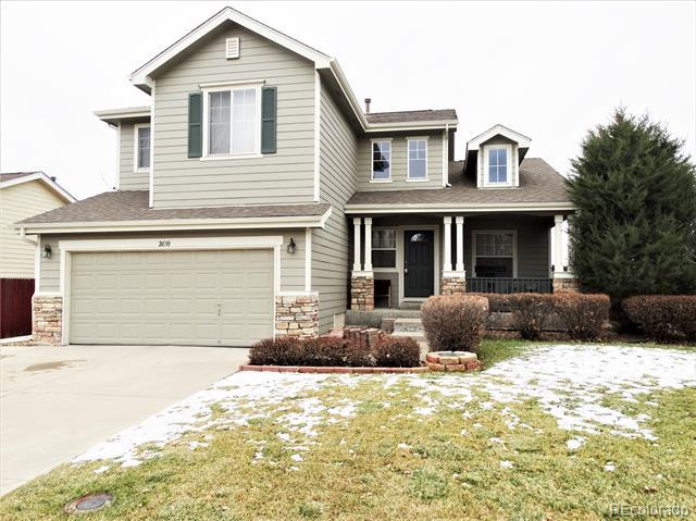 Photo of home for sale at 2030 99th Place E, Thornton CO