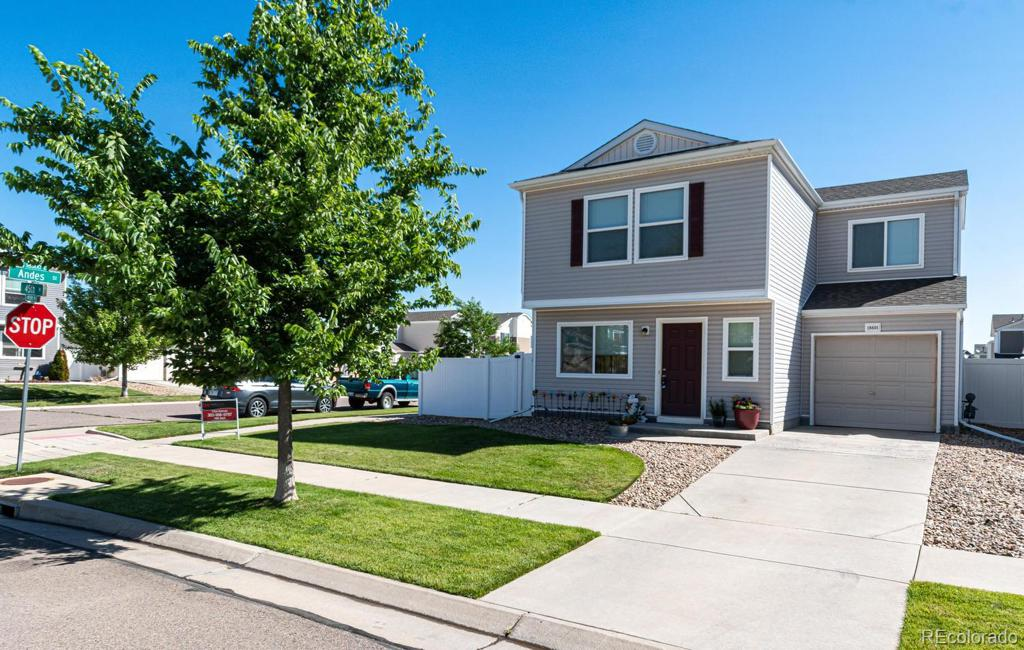 Photo of home for sale at 18601 45th Place E, Denver CO