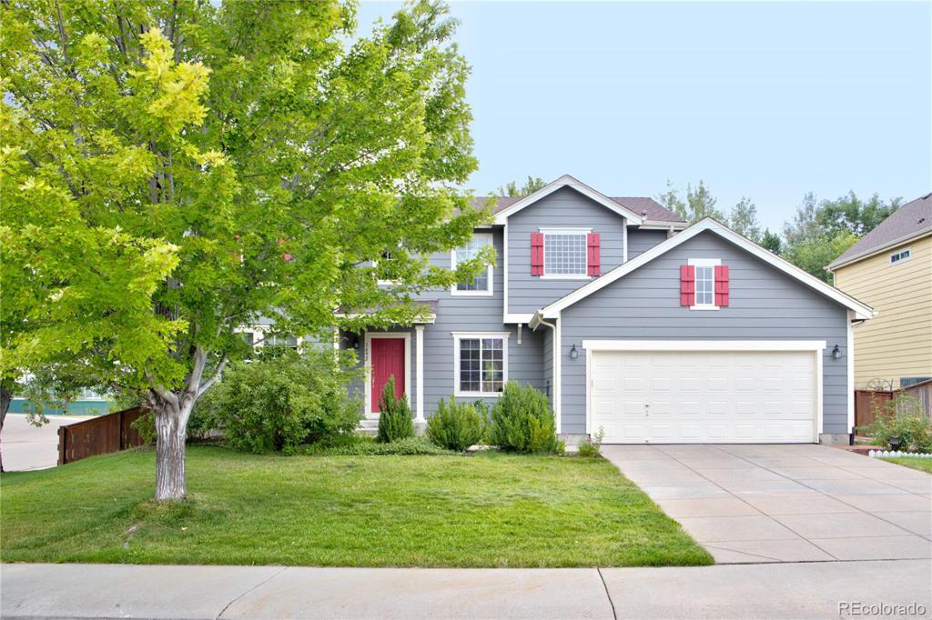 Photo of home for sale at 1492 Serenity Circle, Longmont CO
