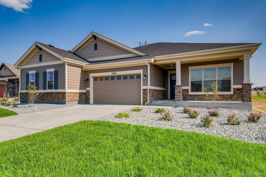 Photo of home for sale at 12644 Ulster Street, Thornton CO