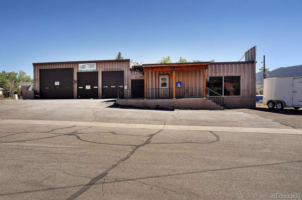 Photo of home for sale at 110 15th Street E, Salida CO