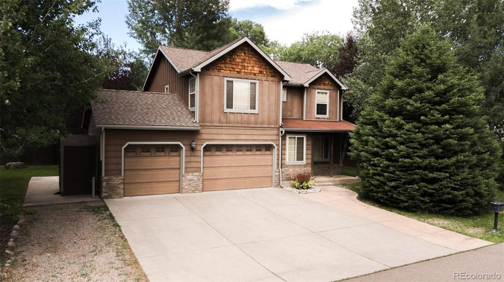 Photo of home for sale at 131 Ranch Creek Lane, Carbondale CO