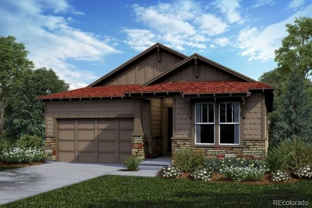 Photo of home for sale at 4175 Forever Circle, Castle Rock CO