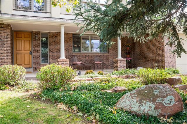 Photo of home for sale at 824 Cypress Drive, Boulder CO