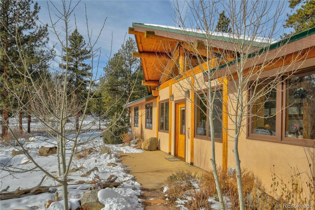Photo of home for sale at 35341 County Road 77, Lake George CO