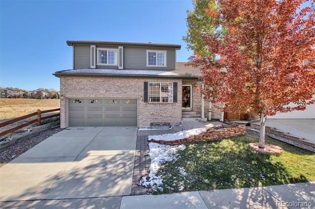 Photo of home for sale at 5034 Ashbrook Circle, Highlands Ranch CO