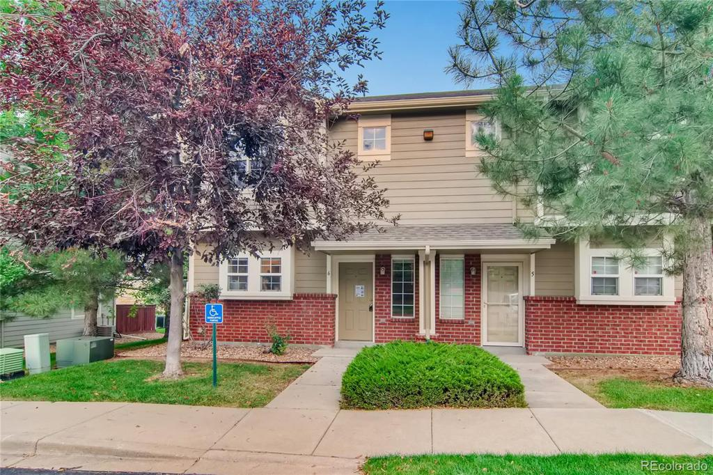 Photo of home for sale at 9102 Gale Boulevard, Thornton CO