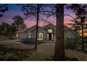 Property for sale at 20704 Sky Meadow Lane, Golden,  Colorado 80401