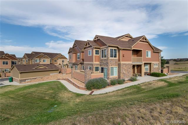 Photo of home for sale at 5757 Algonquian Way South, Aurora CO