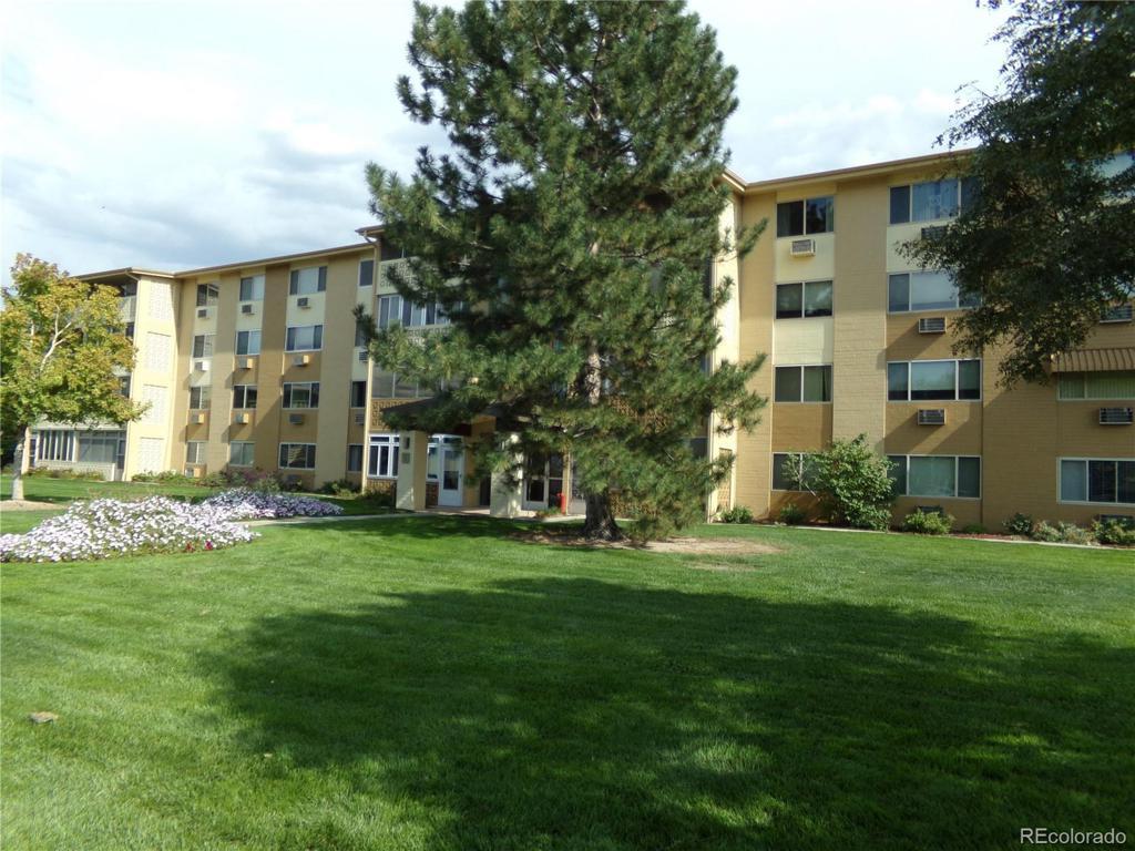Photo of home for sale at 9150 Center Avenue E, Denver CO