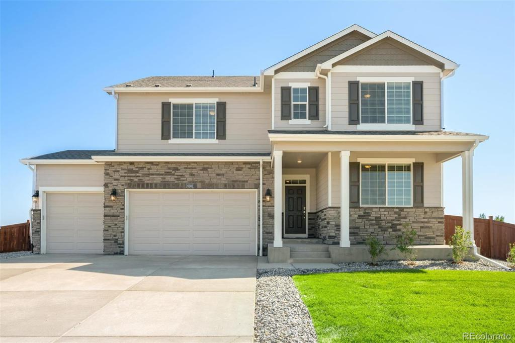 Photo of home for sale at 4429 Tibet Street S, Aurora CO